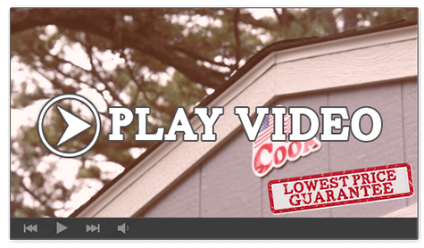 Cook Portable Warehouse - Lowest Price Guarantee Video Image